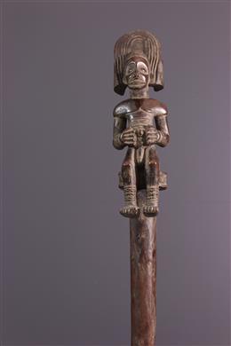 Tshokwe Command Stick