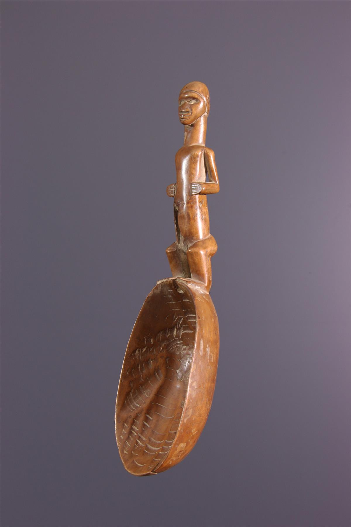 Beembe Spoon - African art