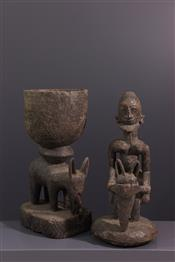 Statues africainesDogon Cup