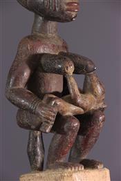 Statues africainesYorouba Scepter