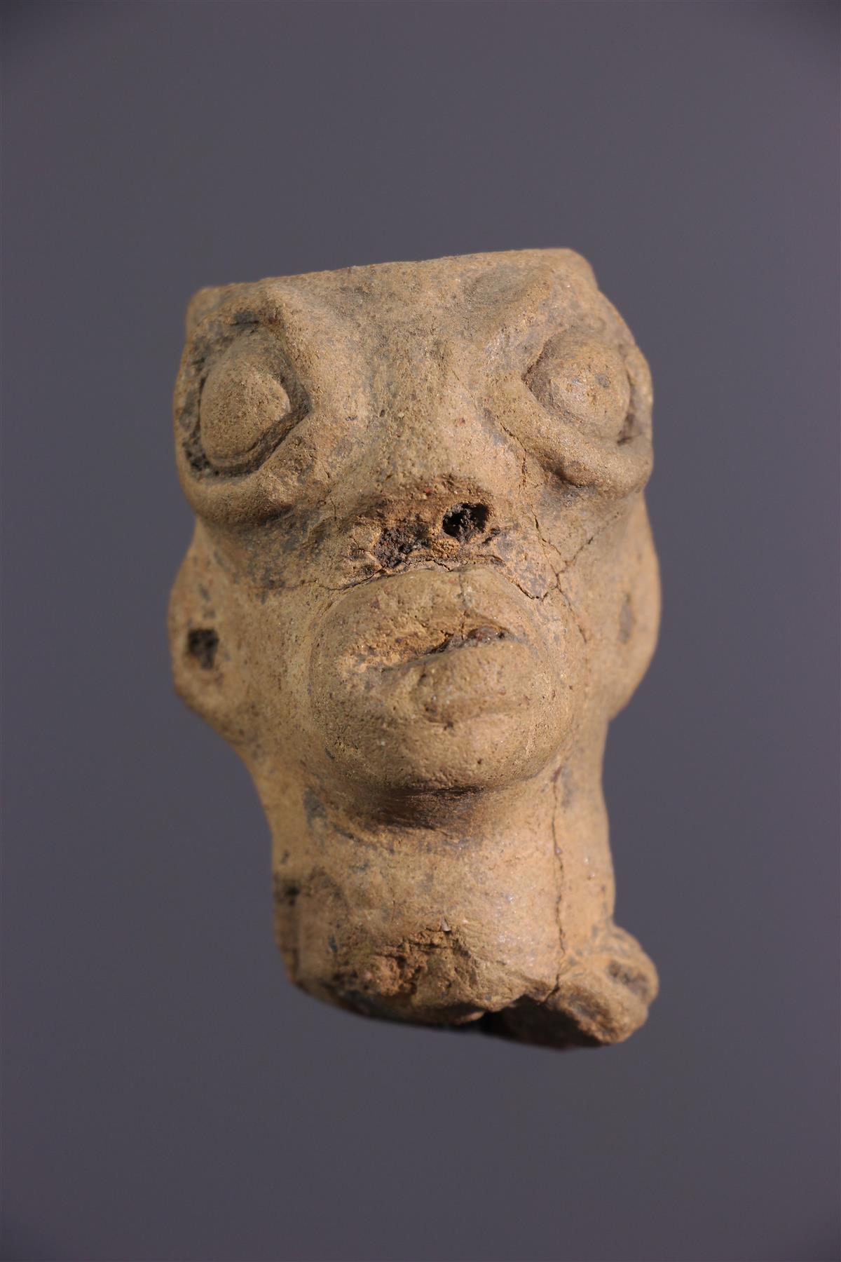 Head Komaland - African art
