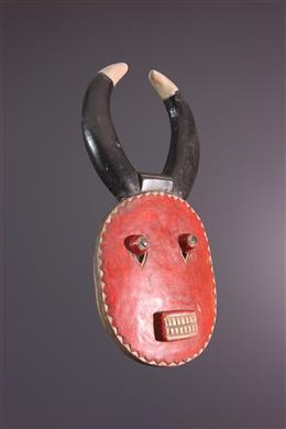 Small mask Baoulé Kplé Kplé du Goli
