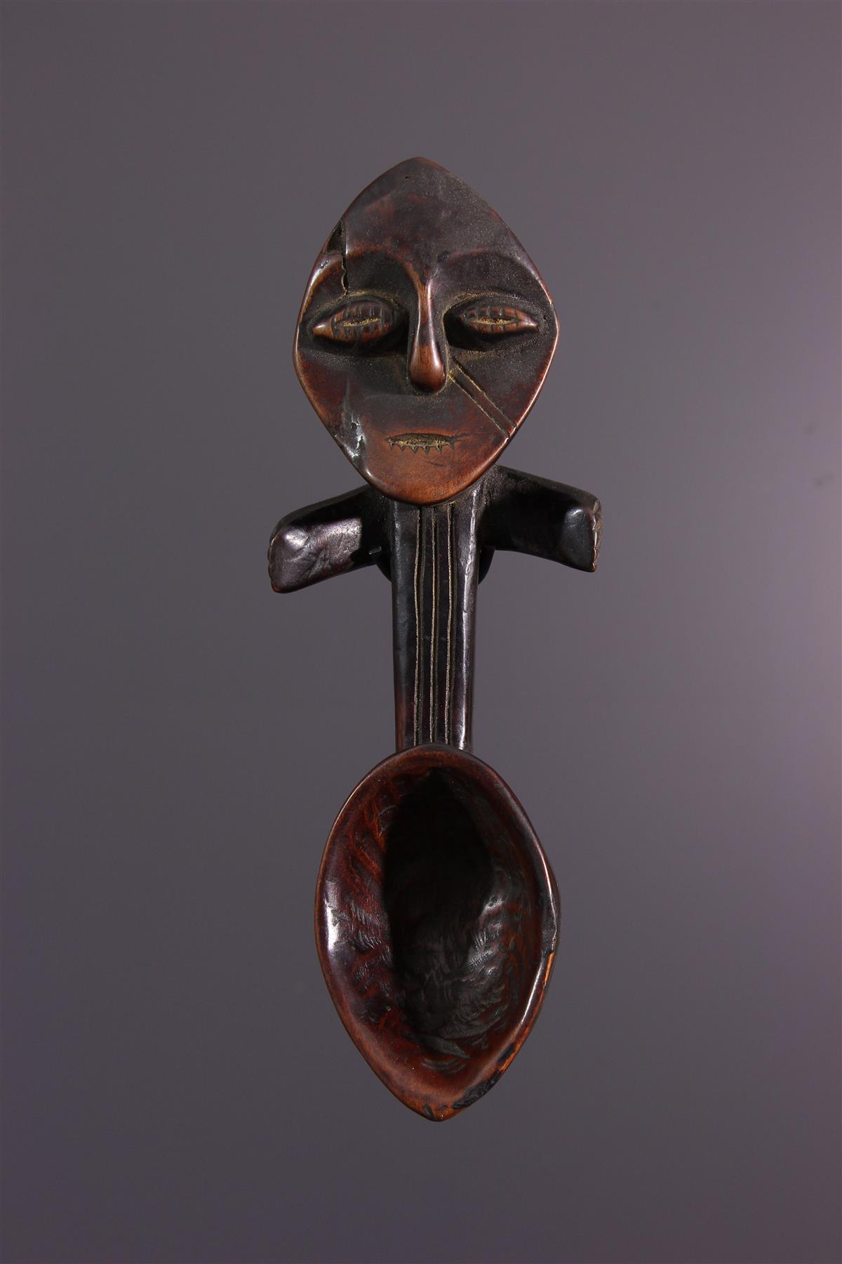 Lega Spoon - African art