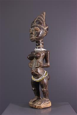Koulango tutelary statuette