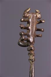 bronze africainDogon Pin