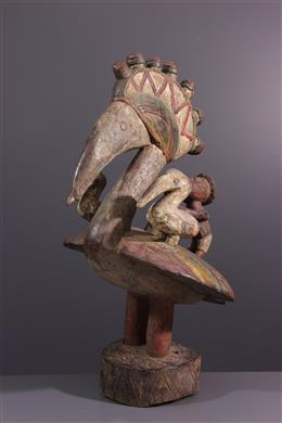 African art - Baga Altar Mask