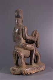 Statues africainesDogon Rider
