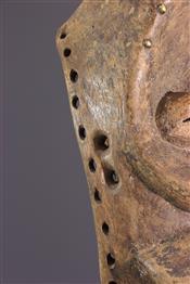 Masque africainWé Mask