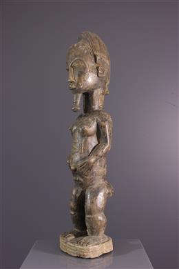 African art - Baoulé Blolo bian Figure