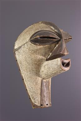 Songye Kifwebe Mask