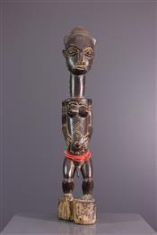 Statues africaines Baule figure