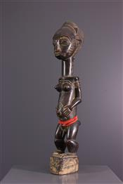 Statues africaines Baule figure