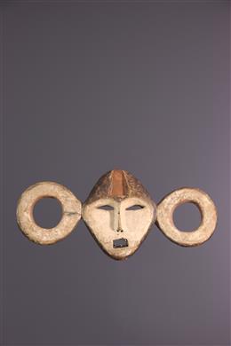 African art - Boa Kpongadomba Mask