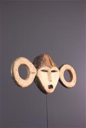 Masque africainBoa mask
