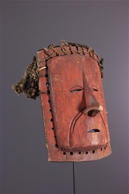African art - Chokwe Katoyo Mask