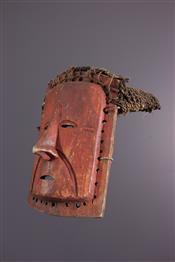 Masque africainTchokwe Mask