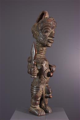 Luluwa Warrior Statue