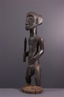 Ancestor statue Singiti Hemba Niembo
