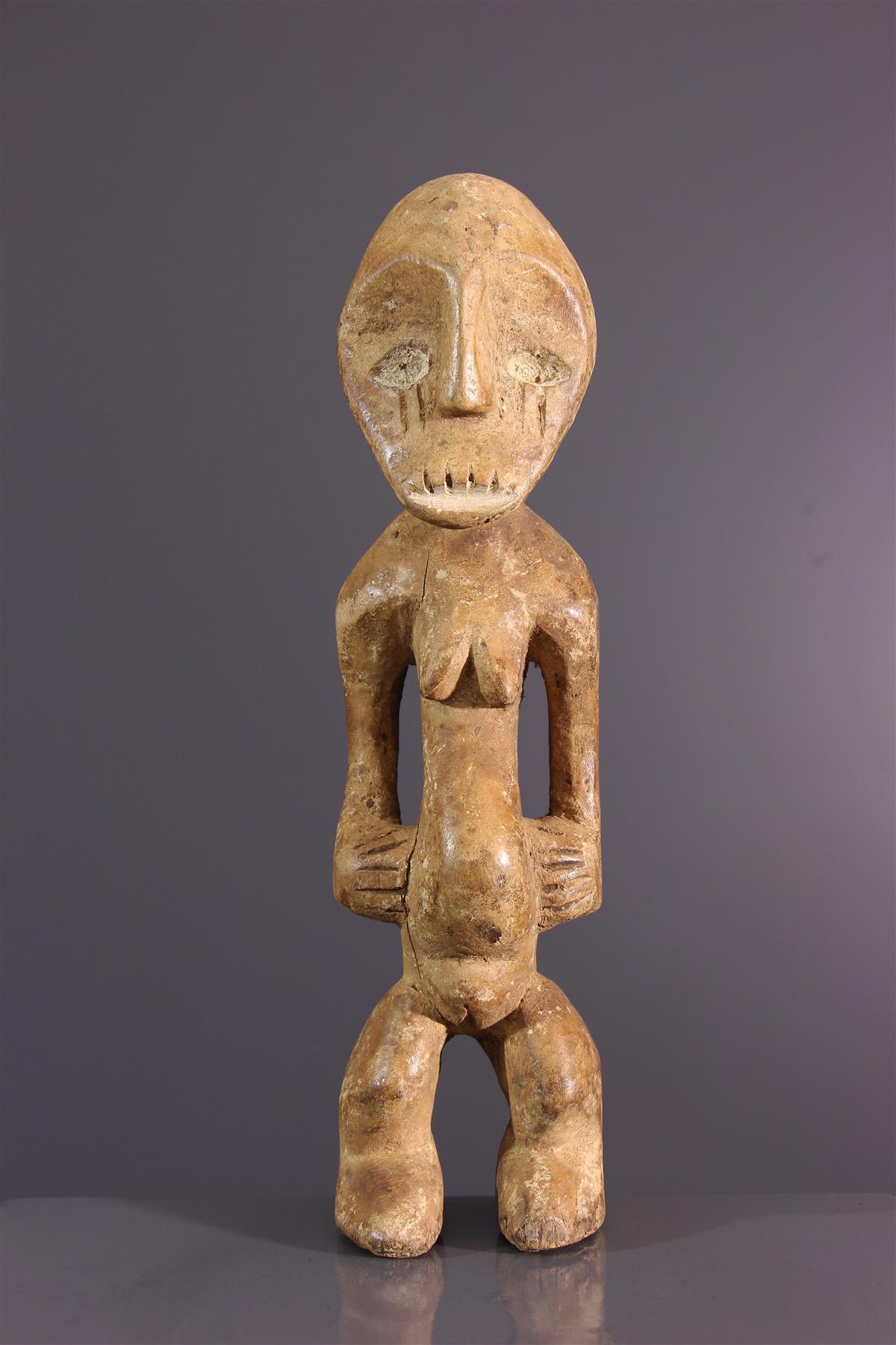 League figure - African art