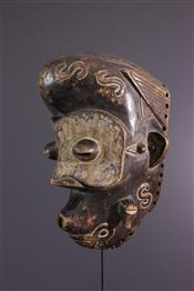 Masque africainLulua Mask