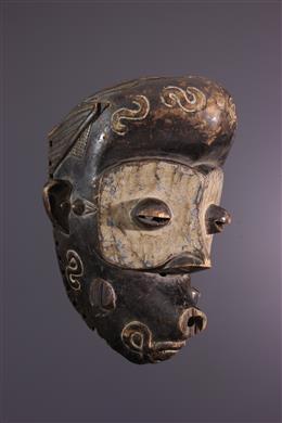 Luluwa Mask, Lulua