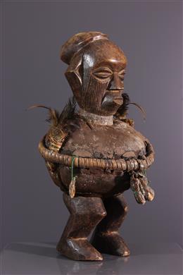 Ancestor statuette Teke- Yansi Butti