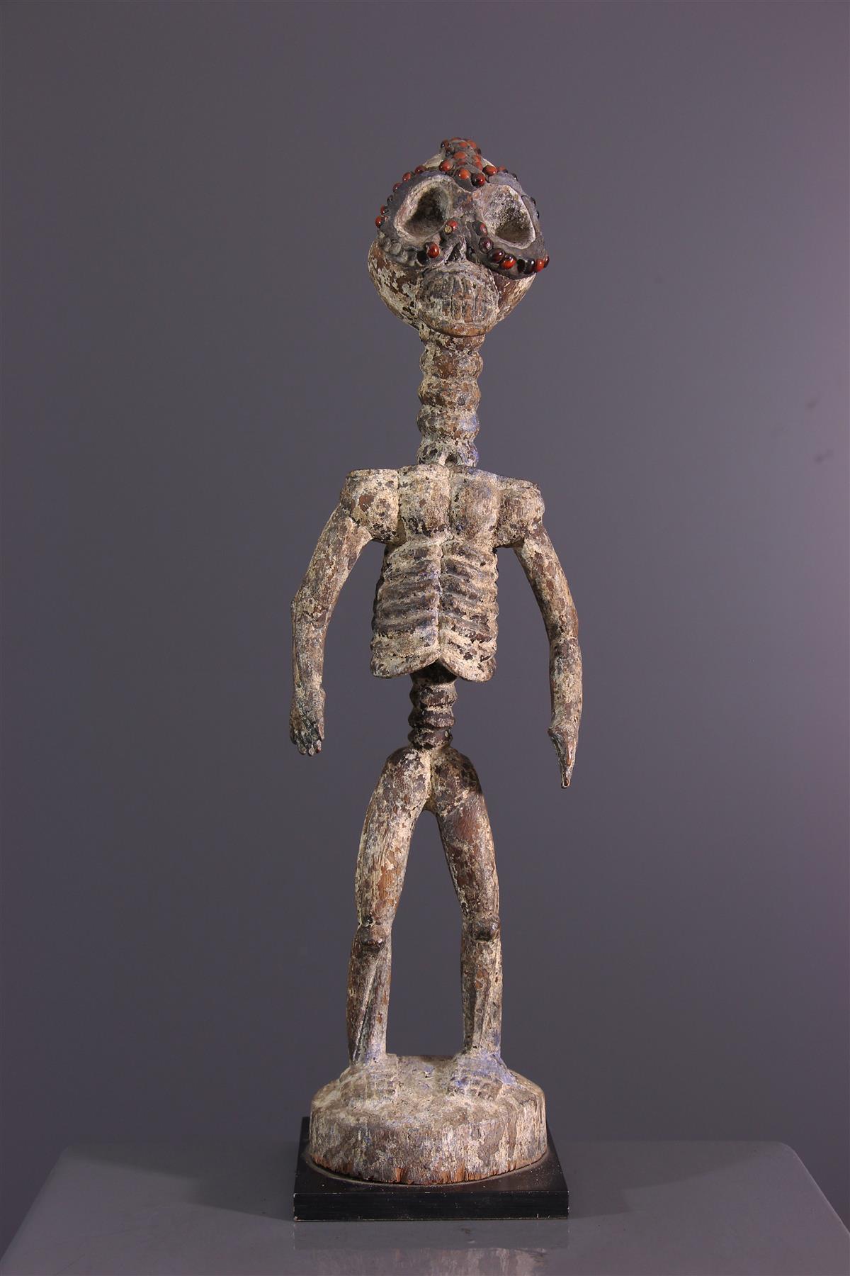 Tiv figure - African art