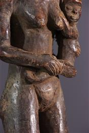 Statues africainesMbala figure