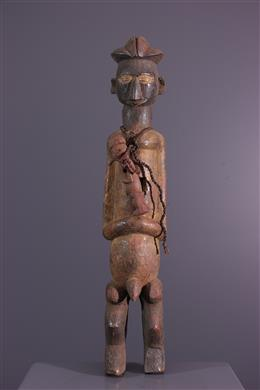 Yaka / Suku Yiteke figure