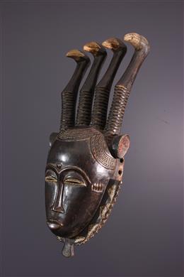 Masque facial Lomane Yahouré, Yaoure