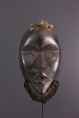 African art - Gunye gei mask - Dan