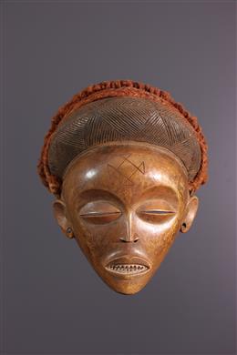 Chokwe Mask/ Lwena Pwo
