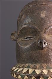 Masque africainPendé Mask