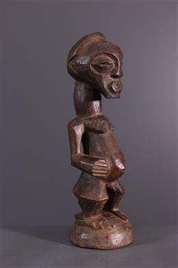 African art - Songye protective fetish statuette