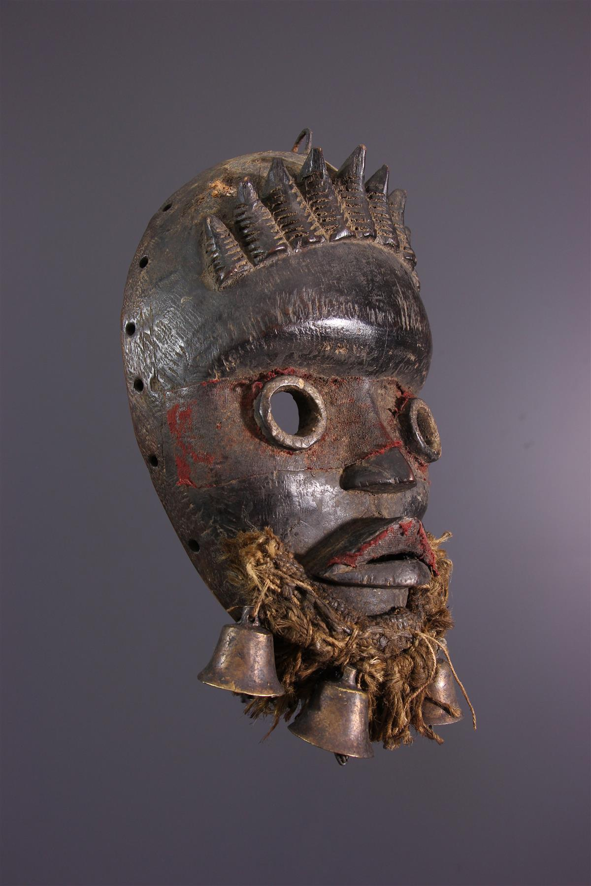 Masque Dan - African art