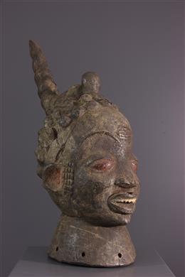Idoma Crest mask