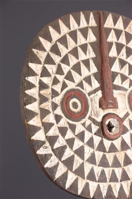 Mossi ethnic Bwa Mask