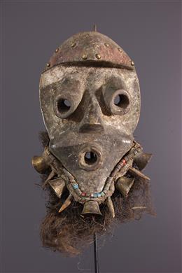 Wé Ivory Coast Mask