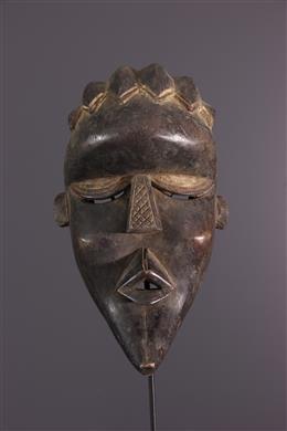 African art - Masque Bassa Gela