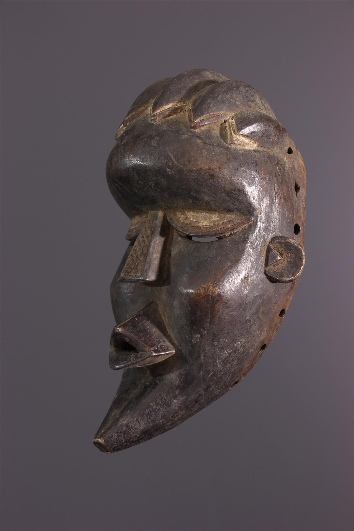 Bassa mask - African art