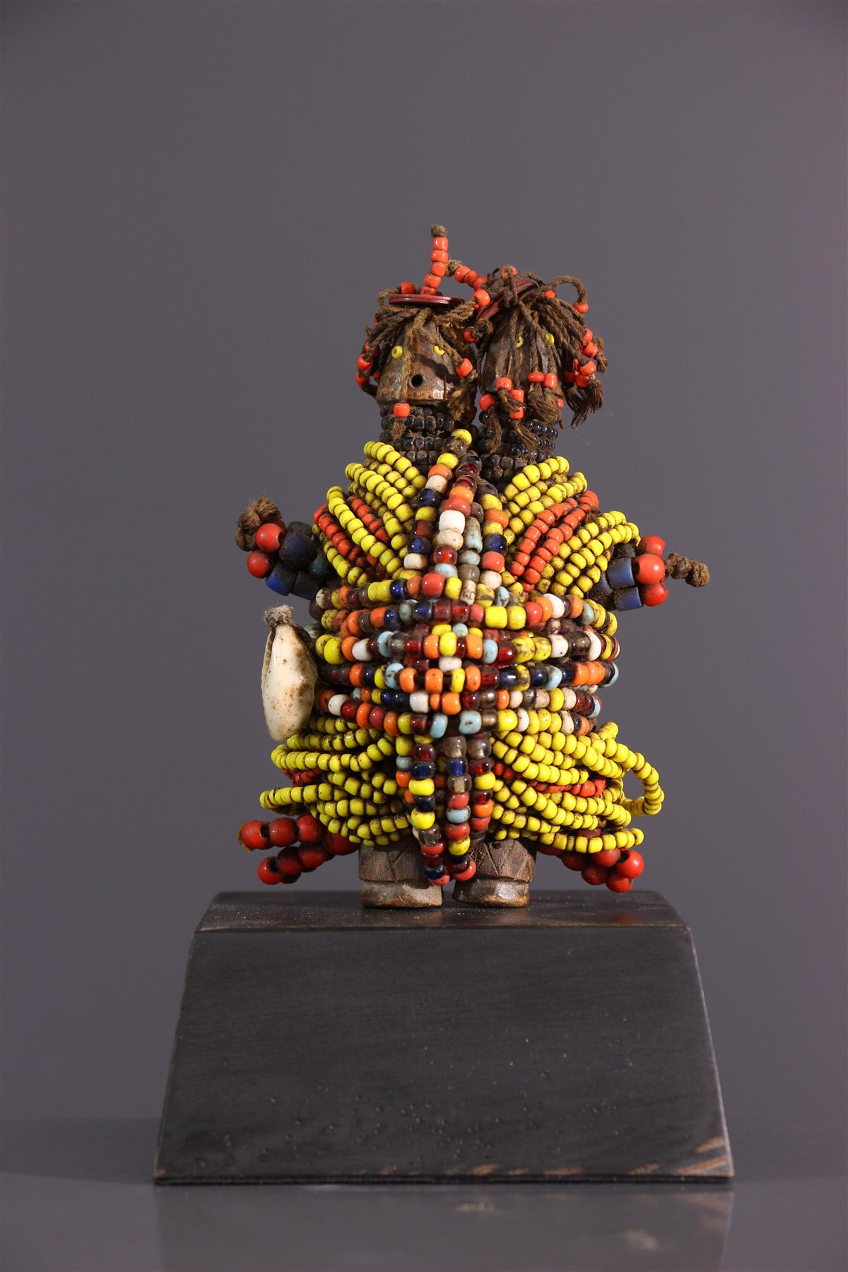 Statues Namji - African art