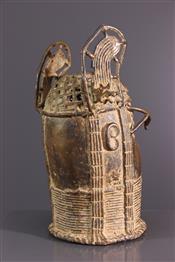 bronze africainHead Benin