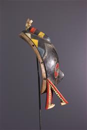Masque africainGuro Mask