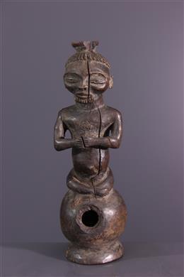 Lwena Chokwe Pipe
