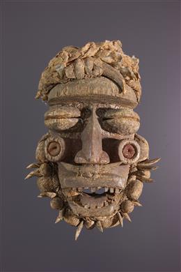 Guéré Mask