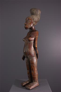 Female figure Mangbetu Beli