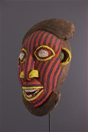 Masque africainBamun Mask