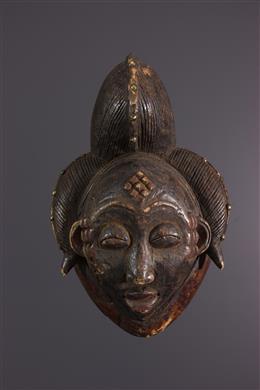 Black Mask Punu Ikwara
