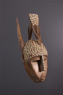 Masque Ntomo Bamana