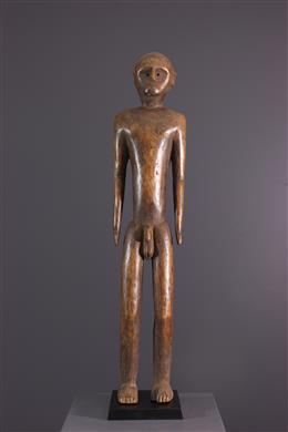 Male effigy Nyamézi, Nyamwezi